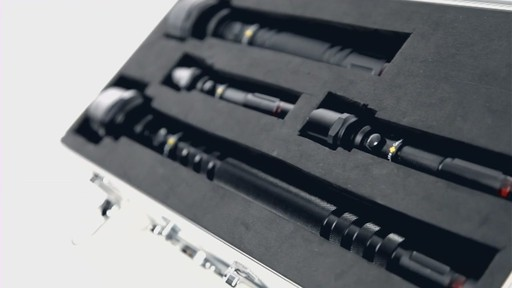 Life Gear 4-Pack Flashlight Set with Flashers - image 2 from the video