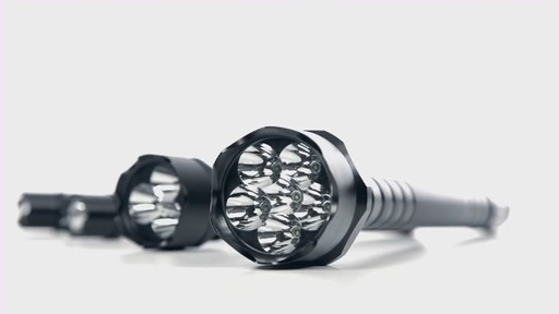 Life Gear 4-Pack Flashlight Set with Flashers - image 4 from the video