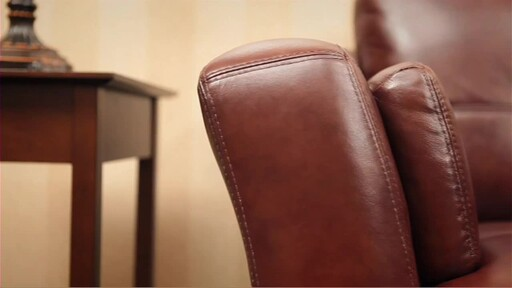 Florentine 3-Piece Top Grain Leather Set - image 3 from the video