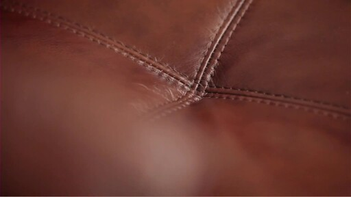 Florentine 3-Piece Top Grain Leather Set - image 5 from the video