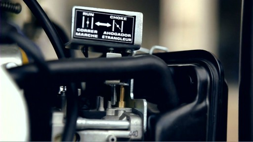 Champion 6,500 Watt Portable Generator  - image 3 from the video