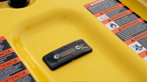 Champion 6,500 Watt Portable Generator  - image 9 from the video