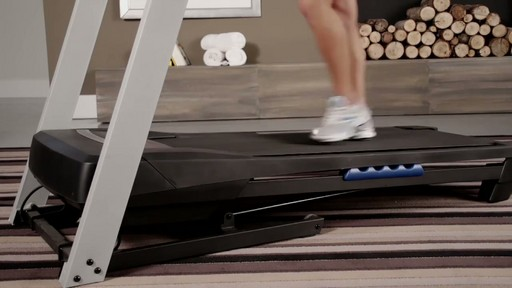 Reebok® Challenger 150 Treadmill - image 2 from the video
