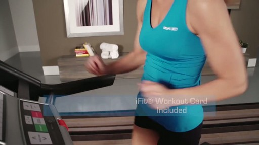 Reebok® Challenger 150 Treadmill - image 6 from the video