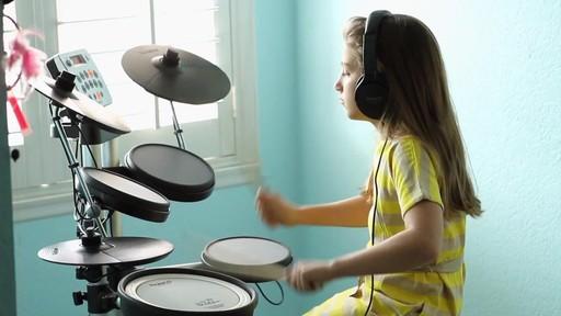 roland hd 3 v drums lite electronic drum set video gallery. Black Bedroom Furniture Sets. Home Design Ideas