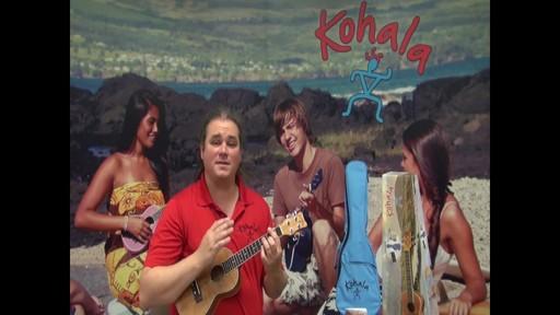 Kohala Koa Concert Ukulele - image 1 from the video