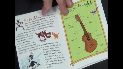 Kohala Koa Concert Ukulele - image 4 from the video