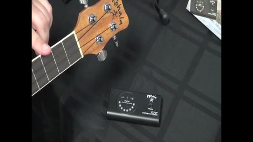 Kohala Koa Concert Ukulele - image 7 from the video