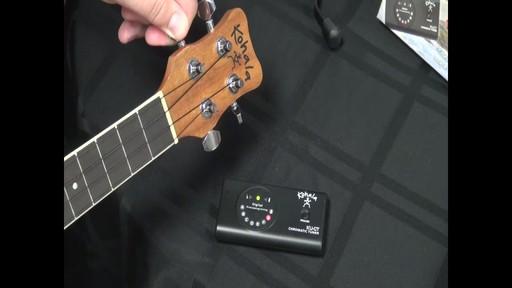 Kohala Koa Concert Ukulele - image 9 from the video