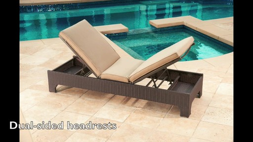 Newport 3 Piece Chaise Lounge Set By Mission Hills 187 Patio