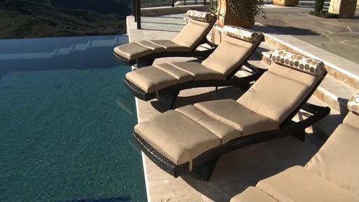 Portofino Signature Loungers Patio Furniture Wel e to Costco Wholesale