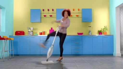 Shark® Professional Steam Pocket® Mop - image 4 from the video