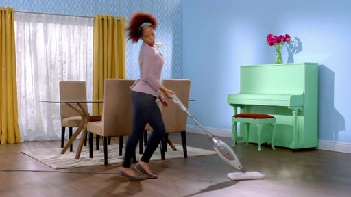 Shark® Professional Steam Pocket® Mop - image 8 from the video