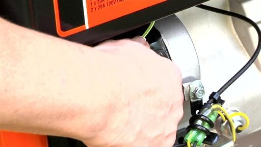 3028k gen/tran manual transfer switch panel kit 30a, 10 circuits.