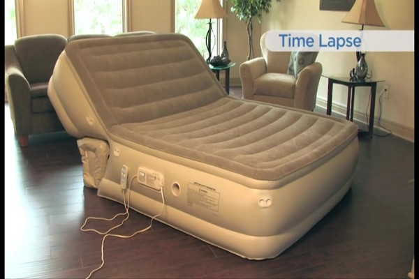 AeroBed Incline Full Airbed Camping Wel e to Costco