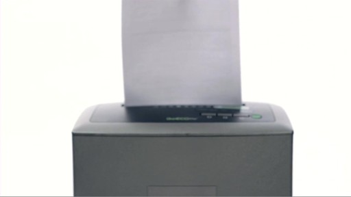 GOEcolife 12-Sheet Crosscut Shredder - image 1 from the video