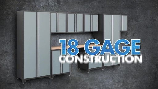 Newage Garage Cabinets Costco : Newage products pc professional series metal garage