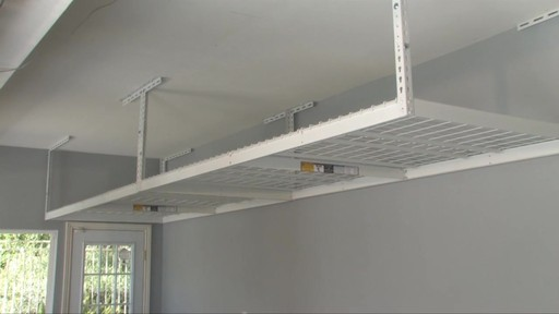 SafeRacks 4'x8' Overhead Garage Storage Rack » Welcome to ...