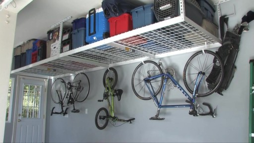 Saferacks 4 X8 Overhead Garage Storage Rack 187 Welcome To