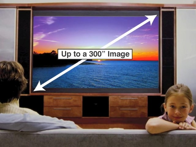 Optoma HD180 1080p Home Theater Projector - image 2 from the video
