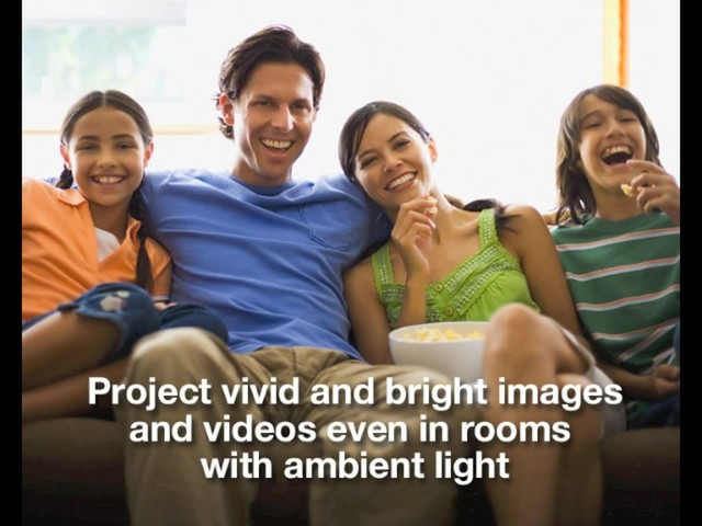 Optoma HD180 1080p Home Theater Projector - image 6 from the video