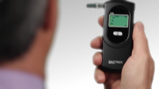 BACtrack S78 Pro Breathalyzer Alcohol Tester - image 5 from the video