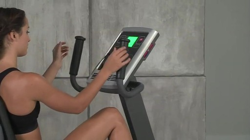 Reebok® Recumbent SpinTrainer RX 4.0 - image 6 from the video
