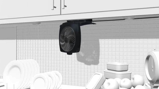 Vornado Under Cabinet Fan Air Circulator » Welcome to Costco Wholesale