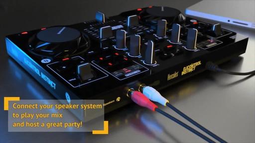 Hercules DJ Control Instinct - image 3 from the video
