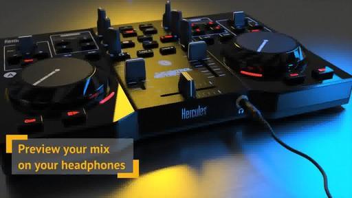 Hercules DJ Control Instinct - image 4 from the video