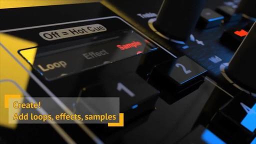 Hercules DJ Control Instinct - image 8 from the video