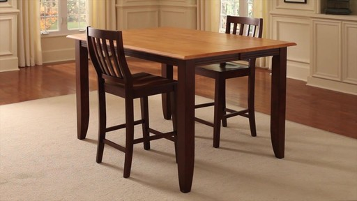 Windridge Counter Height Dining Set 187 Welcome To Costco