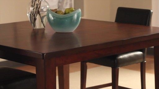 Brookshire Counter Height Dining Set 187 Welcome To Costco