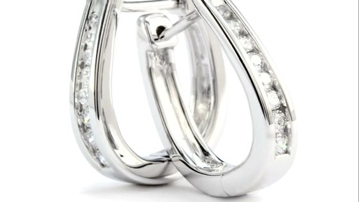Diamond Hoop Earrings Jewelry Wel e to Costco Wholesale