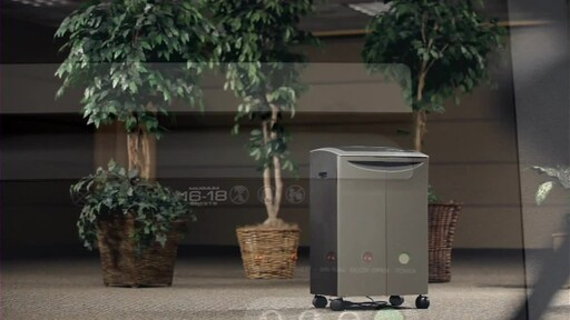 GoECOlife 18-Sheet High-Speed Shredder - image 3 from the video