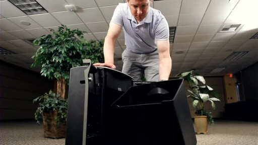 GoECOlife 18-Sheet High-Speed Shredder - image 4 from the video