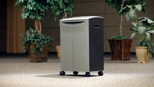 GoECOlife 18-Sheet High-Speed Shredder - image 9 from the video