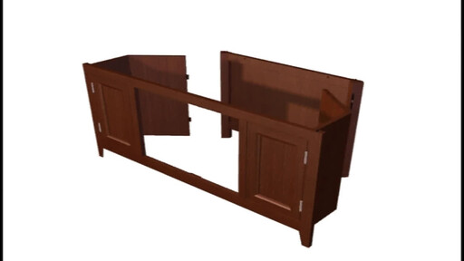 42in corner tv stand lmiusa furniture welcome to costco wholesale. Black Bedroom Furniture Sets. Home Design Ideas