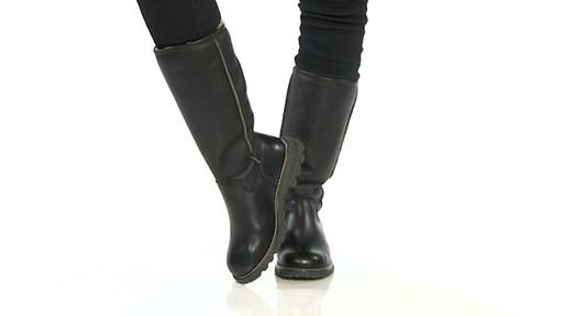 women;s brooks tall ugg boots