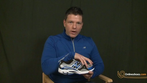 Men\u0026#39;s New Balance 870 Running Shoes Product Video - image 4 from the video