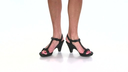 Women's Born Alcala II T-Strap Sandals Video - image 2 from the video