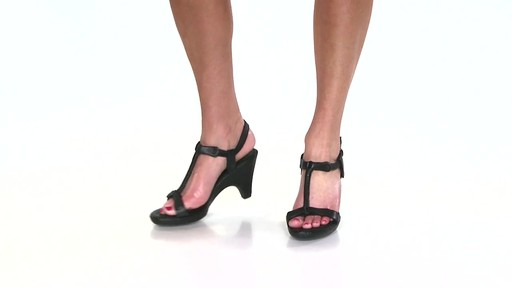 Women's Born Alcala II T-Strap Sandals Video - image 3 from the video