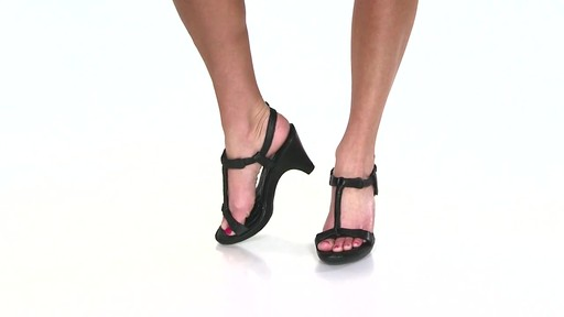 Women's Born Alcala II T-Strap Sandals Video - image 5 from the video
