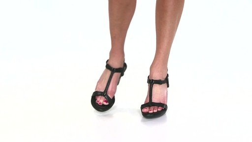 Women's Born Alcala II T-Strap Sandals Video - image 6 from the video