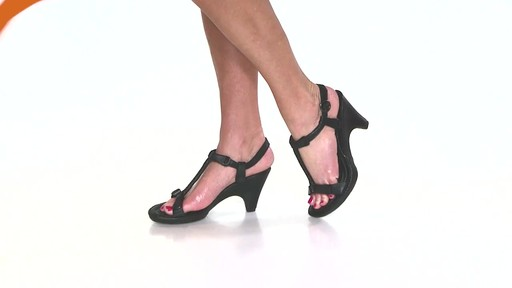 Women's Born Alcala II T-Strap Sandals Video - image 9 from the video