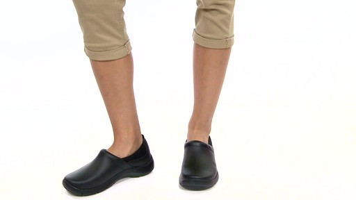 Women's Dansko Enya Slip-On Shoes Video - image 1 from the video