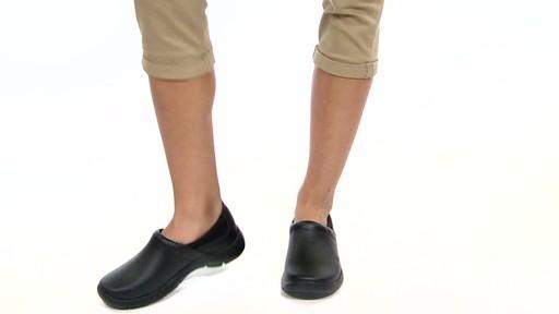 Women's Dansko Enya Slip-On Shoes Video - image 2 from the video