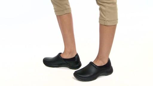 Women's Dansko Enya Slip-On Shoes Video - image 8 from the video