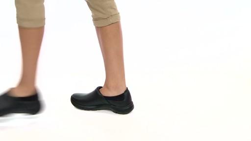 Women's Dansko Enya Slip-On Shoes Video - image 9 from the video