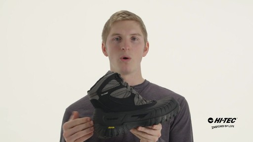 Hi-Tec Ozark 200 i WP Outdoor Ankle Boots - image 2 from the video